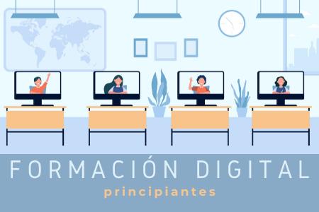 Formación digital docente A1